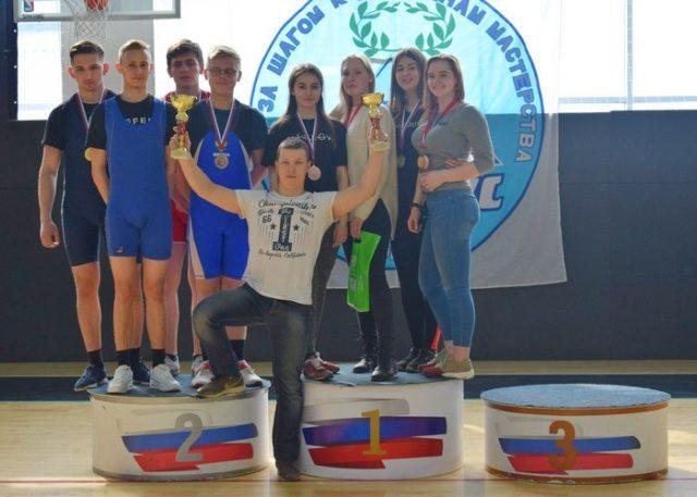 II Открытый городской конкурс работников-мужчин «Рыцарский турнир-2019»